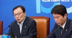 """이해찬 """"한국당, 예결위원장 선출 미뤄…졸렬하다"""""""