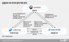금융위-금감원-산업은행, 법적 성격 다르지만 거미줄처럼 얽힌 3대 권력집단