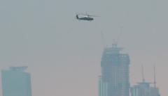 하늘을 나는데 '마린 원'?…트럼프 전용헬기의 비밀
