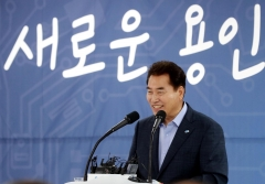 """백군기 용인시장 """"가용자원 총동원 아이돌봄 채널 대폭 늘릴 것"""""""