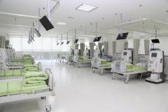 가톨릭관동대 국제성모병원, 인공신장실 혈액투석 월 2000례 달성