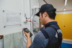 한국전기안전공사, 여름 장마철 재난재해 예방 활동 나서