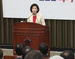 한국당, 당내 합의도 파기?···위원장 놓고 의원간 갈등