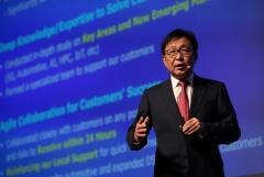 삼성전자, 시스템반도체 경쟁력 강화 박차···'파운드리 포럼' 개최