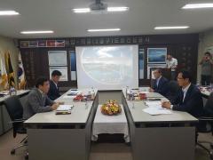 익산국토청, 여수~고흥간 해상교량 개통 앞서 여수시·고흥군과 대책회의