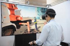 롯데건설, 임직원 대상 VR 안전교육 실시