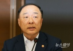 """홍남기 """"제3기관 평가, 日 반대할 이유 없다"""""""