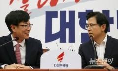 황교안, 김상조에 '대통령 1대1 회동' 다시 제안