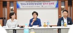 """이화순 경기도 행정2부지사 """"현장실무 중심 교육 강화돼야"""""""
