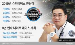 """김동빈 대표 """"슈퍼레이스 '20~30代' 머스트잇 아이템 성장"""""""