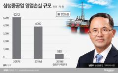 삼성중공업 남준우號, 2Q 적자…엔스코와 분쟁에 고심