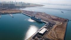 인천항 신국제여객터미널 배후단지 '골든하버' 매각 미뤄져