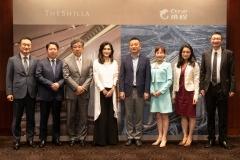 호텔신라-씨트립, 세 번째 회동…제휴 확대 나선다