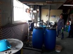 경기도 특사경, 대기오염물질 불법 배출한 섬유염색업체 대거 적발