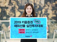 키움증권, '해외선물 실전투자대회 시즌2' 개최···총상금 1000만원
