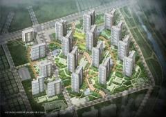 GS건설, '의정부역 센트럴자이&위브캐슬' 8월 분양