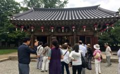 경북관광공사, 일본 특수목적관광단 30명 유치
