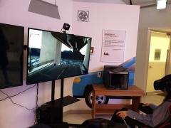 성남시, 종합홍보관에 '지진·화재진압 시뮬레이터' 설치