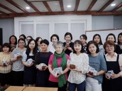 aT, 결혼이주여성 전통음식 만들기 체험행사 개최