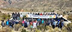 농어촌공사, 볼리비아 현지에서 기술전수의 장 마련