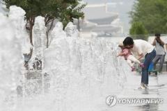 낮 최고기온 33도…부산·경남 미세먼지 '나쁨'
