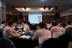 인천시설공단, `창의소통과 학습의 간부 혁신 워크숍` 개최