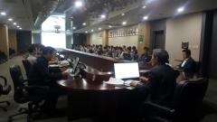 김병숙 서부발전 사장, 근로자 안전 및 전력수급안정 점검 나서