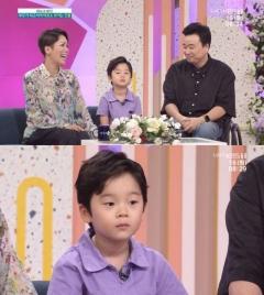 """'아침마당' 강원래 """"아들 강선, 김송 성격에 웃을때 나 닮아"""""""