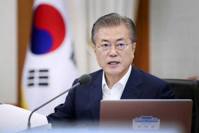 문 대통령 국정수행 긍정평가 41.4%…취임후 최저치