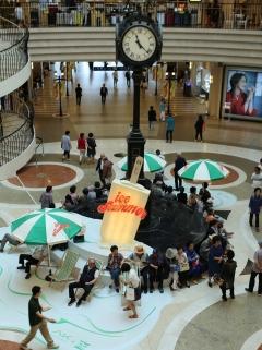 AK플라자, 서주 아이스크림과 콜라보 여름 이벤트