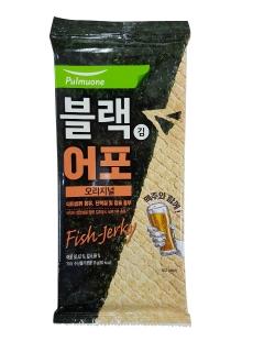 풀무원식품, '블랙김어포 오리지널' 선봬