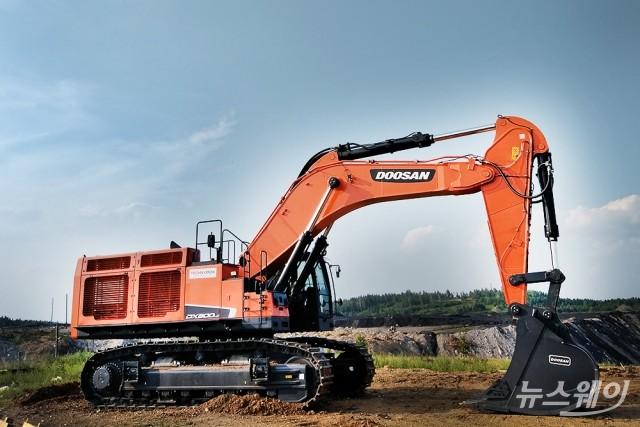 두산인프라코어, CIS 시장서 건설기계 판매 20% 증가