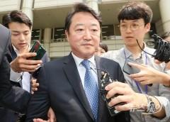 '인보사 의혹' 이웅열 전 코오롱회장 영장심사 30일로 연기(종합)