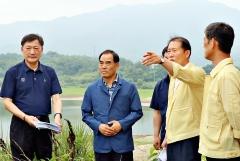 농어촌공사, 전국 가뭄현장 대처상황 집중점검