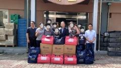 청도군지역협의체, 취약계층에 폭염대비 여름용품 지원