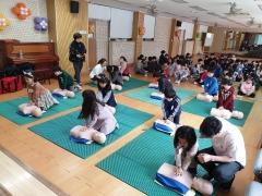 의왕도시공사, '안전교육 사업 참가자' 전년대비 4배 증가