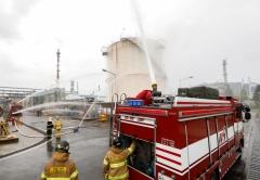 대림산업, 여수산단서 비상사태 대응훈련