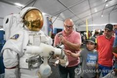 달 착륙 50주년…미국 곳곳에서 기념행사