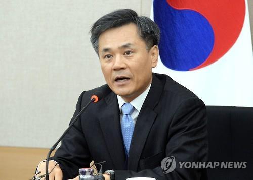 [He is]WTO 일반이사회에 나선 '통상통' 김승호 산업부 실장