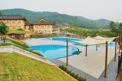 경주화랑마을에 체험형 수영장 개장