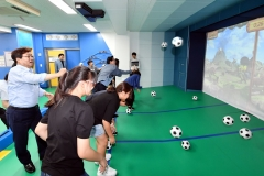 수원시, 영화초교에 '가상현실(VR) 스포츠 공간' 조성