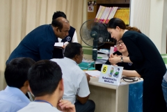 아주대병원 의료봉사동아리, 매월 외국인 근로자 '의료봉사활동'