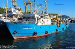 북한 억류 러시아 어선 승선 한국인 선원 2명 무사 귀환(상보)