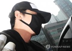 """강지환, 징역 2년6개월·집행유예 3년…""""평생 참회하라"""""""