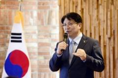 도성훈 인천시교육감, 시민 품으로 돌아가는 교육감 관사 공사현장 점검