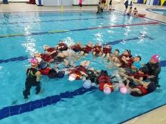 의왕도시공사, 시민 재능기부로 '생존수영 프로그램' 운영