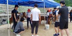 한국마사회, 전국 체육 교사와 '말산업 토크콘서트' 시행