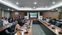 천안시, '태조산 산림레포츠시설 조성사업' 속도낸다