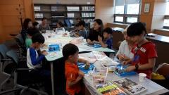 임실군 도서관, 여름방학  독서문화 프로그램 '풍성'