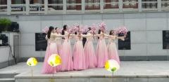 광주문화재단, '야외공연창작지원사업' 선정 단체 거리 공연 시작